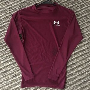Under Armour activewear long-sleeve shirt
